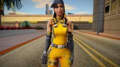 Fortnite Outcast для GTA San Andreas