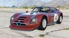 Alfa Romeo Giulia TZ2 (105) 1965〡add-on для GTA 5
