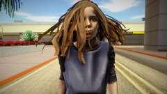 Eveline from Resident Evil 7 для GTA San Andreas