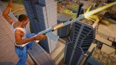 Стрельба в падении для GTA San Andreas