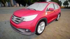 Honda CR-V 2014 для GTA San Andreas