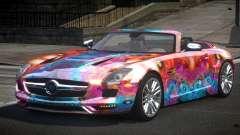 Mercedes-Benz SLS PSI-R L8 для GTA 4