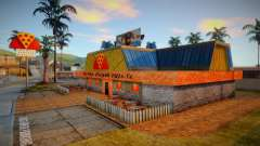 HQ The Well Pizza Stacked Co. 1.0 для GTA San Andreas