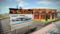 Обновленный стадион в Лос-Сантосе для GTA San Andreas