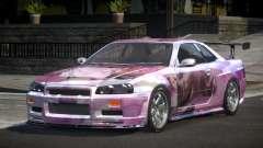 Nissan Skyline R34 BS U-Style PJ9