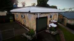 Winter Sweet House для GTA San Andreas