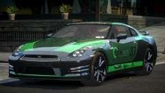 Nissan GT-R Egoist L2 для GTA 4