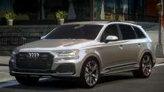 Audi Q7 2020 для GTA 4