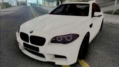 BMW M5 F10 Autovista для GTA San Andreas