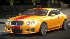 Bentley Continental GS-R L2 для GTA 4