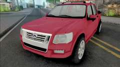 Ford Explorer Sport Trac Limited 2008 Adrenaline