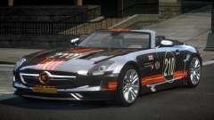 Mercedes-Benz SLS PSI-R L9 для GTA 4