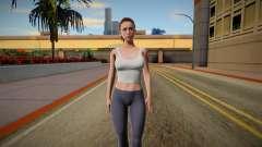 Mama (Margaret Qualley) для GTA San Andreas