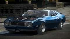 Ford Mustang 70S V1.1 для GTA 4