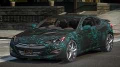Hyundai Genesis GST Drift L8 для GTA 4