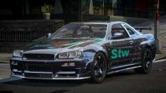Nissan Skyline PSI Drift L9 для GTA 4