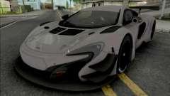 McLaren 650S GT3 (SA Lights)