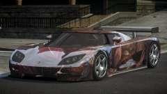 Koenigsegg CCGT GS L2 для GTA 4