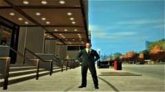 Hands In Pockets Mod для GTA 4