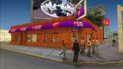 Cafe Coffee Day in Vice City для GTA Vice City