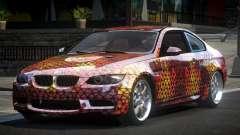 BMW M3 E92 BS-R L8 для GTA 4