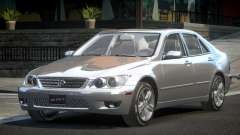 Lexus IS300 SP-R для GTA 4