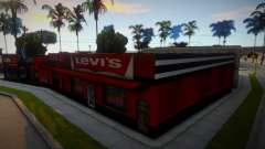 Обновка для магазина Binco для GTA San Andreas