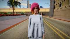 Marie Rose Casual (good skin) для GTA San Andreas
