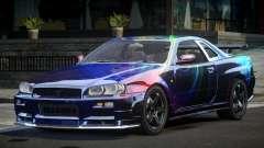Nissan Skyline PSI Drift L4 для GTA 4