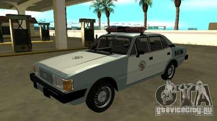 Chevrolet Opala da BM do estado de São Paulo для GTA San Andreas
