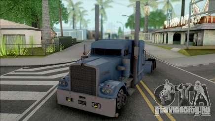 Kenworth W900a 80s El Patron для GTA San Andreas