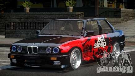 BMW M3 E30 BS Drift L1 для GTA 4