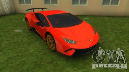 Lamborghini Huracan Performante для GTA Vice City