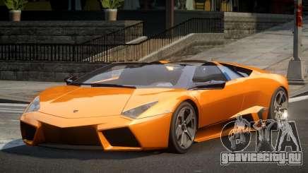Lamborghini Reventon Qz7 для GTA 4