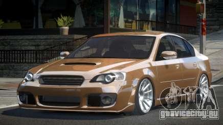 Subaru Legacy GS V1.1 для GTA 4