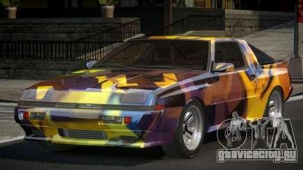 Mitsubishi Starion PSI-R L8 для GTA 4