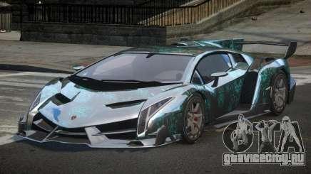 Lamborghini Veneno BS L6 для GTA 4