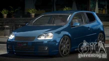 Volkswagen Golf GTI BS V1.0 для GTA 4