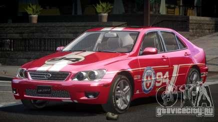 Lexus IS300 SP-R L5 для GTA 4
