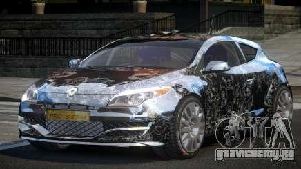 Renault Megane PSI-R PJ6 для GTA 4