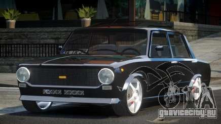 Fiat 124 SP Tuned для GTA 4