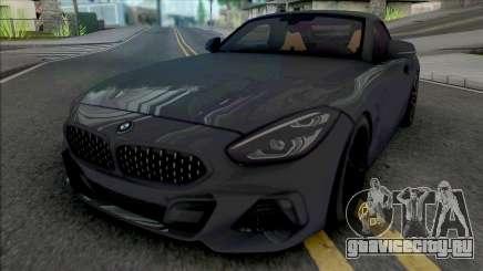BMW Z4 M40i [HQ] для GTA San Andreas