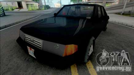 FBI Cruiser GTA LCS для GTA San Andreas