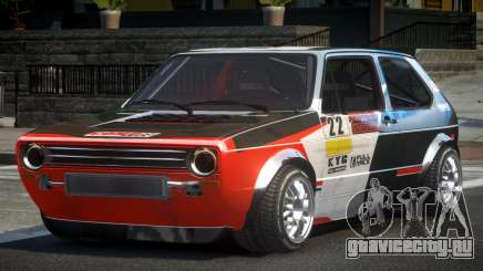 Volkswagen Golf PSI-R L10 для GTA 4