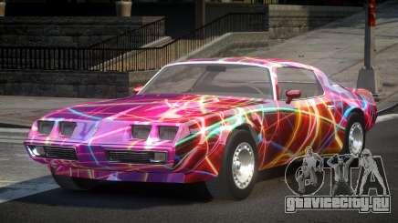 Pontiac TransAm 80S L10 для GTA 4