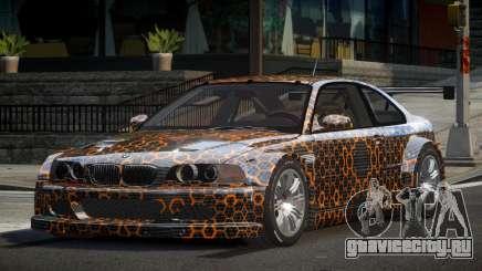 BMW M3 E46 GTR GS L7 для GTA 4