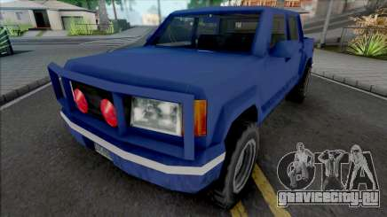 Cartel Cruiser GTA LCS для GTA San Andreas