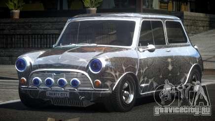 Mini Cooper GS L6 для GTA 4