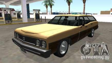 Regina Dundreary my version 2 для GTA San Andreas
