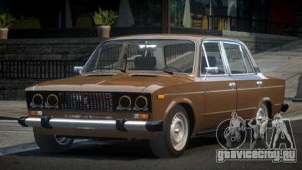 VAZ 2106 GS-R для GTA 4